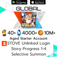 [Global] Diene | Epic Seven Epic 7 Aged Limited Starter Account