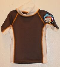 Baby Boys rash guard Size 2 100 SPF UPF 50+ swimwear surf boogie board ocean