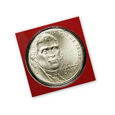 2008 D Jefferson Nickel ~ Satin Mint Strike ~ Original Mint Wrap from Mint Set