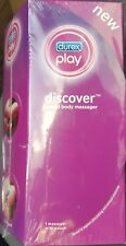 Durex Play Discover Sensual Body Massager Brand New in Box (B79SJ)