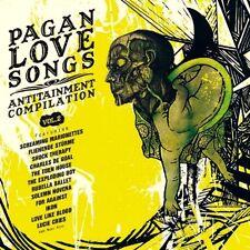 PAGAN LOVE SONGS VOL.2 - 2CD - (Shock Therapy, Fliehende Stürme, Ikon,...)