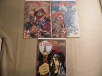 Dragonlance Chronicles #1-3 (DDP 2005) SET 1-3 / Free Domestic Shipping