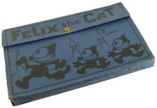 Vintage 1931 Felix the Cat School Pencil Box Holder American Pencil Co.Sullivan