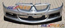Carbon Varis style splitter lip Mitsubishi Lancer EVO 8