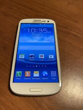 Samsung Galaxy S3 16GB White (Verizon) Smartphone Works Great - Very Nice