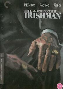 The Irishman DVD (2019)