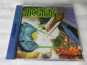 Incoming für Sega Dreamcast - CIB - Neu in Folie !