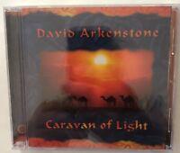 David Arkenstone 'Caravan Of Light' CD Narada (2000) Brand New Sealed - Rare!
