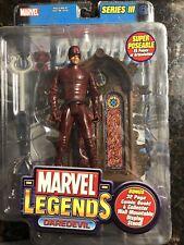 marvel legends Daredevil Movie figure toybiz series 3 Ben Affleck