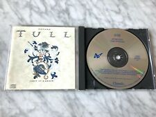 Jethro Tull Crest Of A Knave CD 1987 DADC PRESS! Chrysalis VK 41590 Ian Anderson