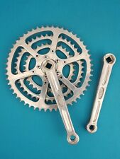 Pédalier STRONGLIGHT TA 52/42/32 France vélo vintage course old bike crankset