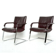 Pair of Mid Century Modern Pair of Imago Chairs by Mario Bellini for Vitra