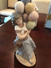 Lladro Balloons for Sale Girl 5141