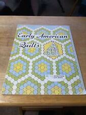 Early American Quilts Complete Instructions For 12 Quilts Quilting Beyond The.