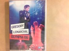 DVD CONCERT / GREGORY LEMARCHAL / OLYMPIA 2006 / NEUF CELLO