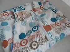Genuine Grobag Travel baby snuggle sleeping bag sleep sac 0-6 months 2.5 tog