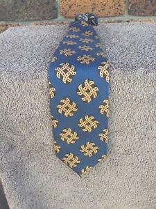 Giorgio Armani Mens Silk Tie Made In Italy
