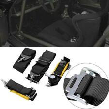 4-Point Racing Car Safety Seat Belt Harness with Cam Lock & Adjustable Strap SP