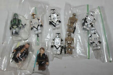 Star Wars Kubrick lot of 10 Chase Gree Yellow Clone officer Trooper Anakin Qui