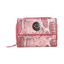 CAVALLI B. Geldbeutel Geldboerse Portemonnaie Wallet, rosa, Leder, UVP: 90€