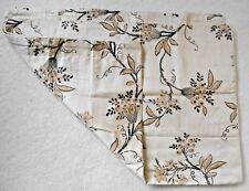 Ralph Lauren Plage d'Or Floral Cotton Sateen Sham (Decorative Pillowcase)