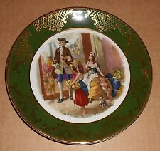 J H Weatherby Royal Falcon Ware Pottery Cries of London Primroses Plate