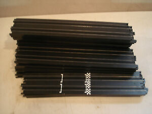 """32 PIECES OF TOMY AFX H.O. SCALE 15"""" STRAIGHT TRACK NEW OUT OF SETS"""
