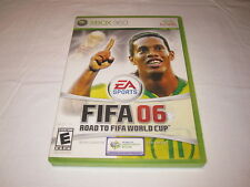 FIFA 06: Road to FIFA World Cup (Microsoft Xbox 360) Original Complete Excellent