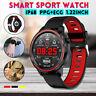 L8 Sport Smart Watch IP68 Waterproof Heart Rate Blood Pressure Oxygen  i