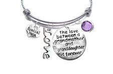 Gift for Mom Bangle Bracelet – Special Nana