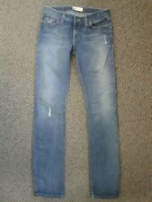 """BKE Denim Element Stretch Boot Cut Blue Jeans Sz 27 Inseam 33"""""""