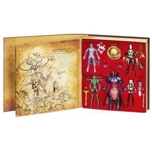 Dr Strange Book Of Vishanti Marvel Legends SDCC Exclusive 5 Figure Box MIB Hela