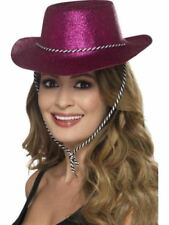 Smiffys Adult Unisex Cowboy & Western Costume Cloches