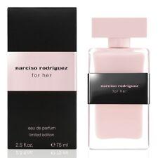 Profumo Narciso Rodriguez for Her Eau de Parfum 75ml Spray SIGILLATO NUOVO!