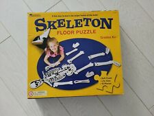 Learning Resources Skeleton Floor Puzzle immaculate condition