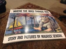 where the wild things are 25th anniversary softcover very nice.
