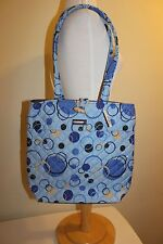 Longaberger Large Blue Birthday Tote Bag - New