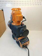 Prominent Sigma S2cahm04350sst0080ud0000c Metering Pump 955 Gph
