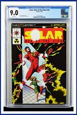 Solar Man Of The Atom #38 CGC Graded 9.0 Valiant November 1994 Comic Book
