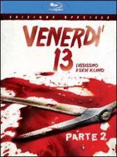 VENERDI' 13 PARTE 2 - L'ASSASSINO TI SIEDE ACCANTO  SE