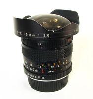 Canon EF 15mm F//2.8 2.8 fish-eye lens CG9-5175 Filter Ring Name Ring Part