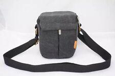 Black Canvas Bag Case For Canon G7X SX510 G15 G16 SX50 G1X M2 EOS M3 DSLR Camera