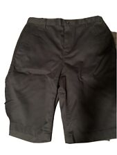 Old Navy Uniform Shorts New Size 16 Boys Navy Blue