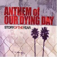 Anthem Of Our Dying Day By Story Of The Year On Audio CD Album 2004 Brand New