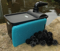 PondXpert Filtobox Pond Filter Box Filter With UVC - @ BARGAIN PRICE!!!