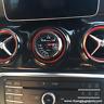 Mercedes X117 CLA Shooting Brake 52mm - Support Manomètre Jauge Gauge Pod