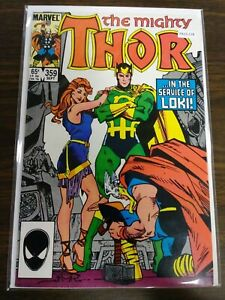 MIGHTY THOR 359 NM MARVEL PA15-128