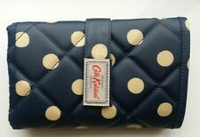 NAPPY CHANGING MAT BUTTON SPOT NAVY