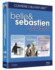 Belle & Sebastien Collection (3 Blu-Ray) NOTORIOUS PICTURES