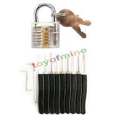 débloquer de crochetage de serrure à clé d'extraction pratique